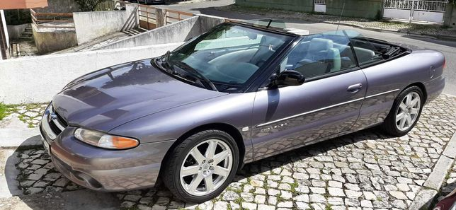 Chrysler Stratus LX (Cabrio) Nacional