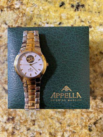 Швейцарские мужские часы APPELLA A-507-2001