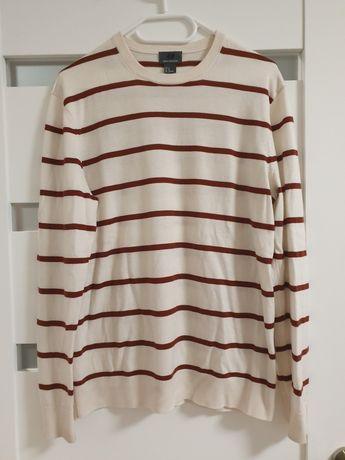 Wełniany sweter H&M w rozm. M