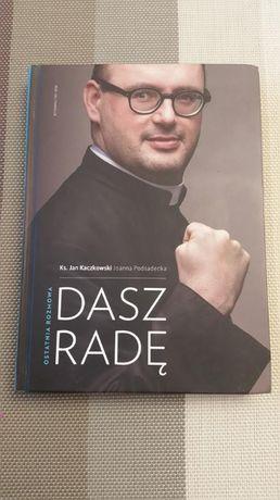 Książka DASZ RADĘ Ks. Jan Kaczkowski