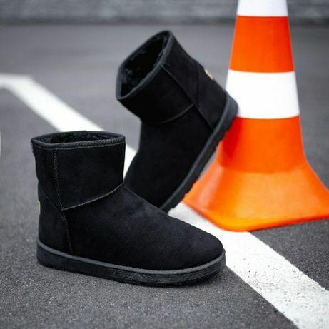 Мужские угги ugg на меху 40 41 42 43 44 45nike сапоги adidas кроссовки