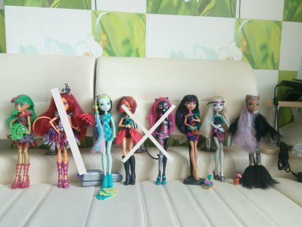 Оригинальные куклы Монстр Хай (Monster High) и Эвер Афтер Хай (Ever Af