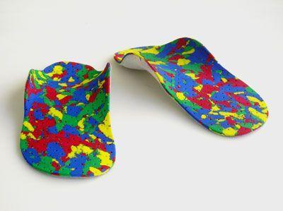 Детские ортопедические стельки и обувь