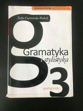 J.polski podręcznik gramatyka i stylistyka