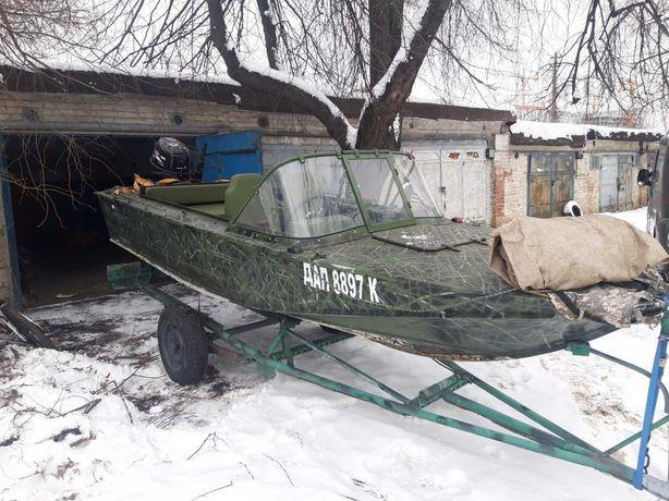 Моторная лодка Днепр-1