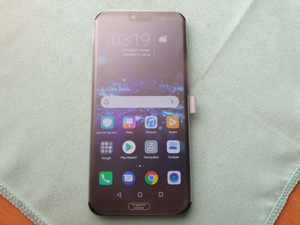 Huawei Honor 10 4/128Gb LTE Black COL-L29