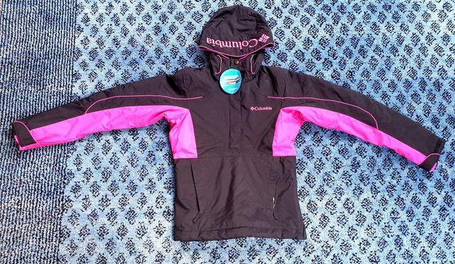 Kurtka Columbia zimowa waterproof XS NOWA