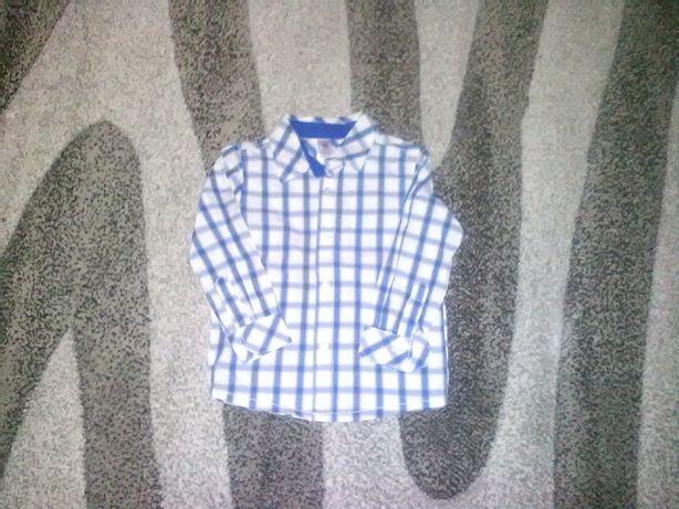Koszula dla chlopca roz 92 Baby Club