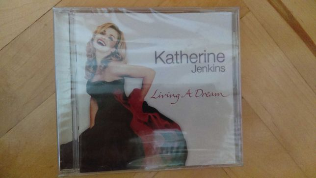 "Płyta CD Katherine Jenkins ""Living A Dream"""