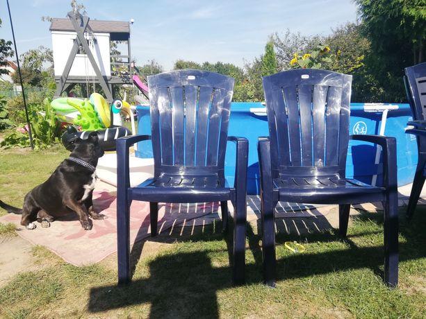 Fotele ogrodowe Jardin