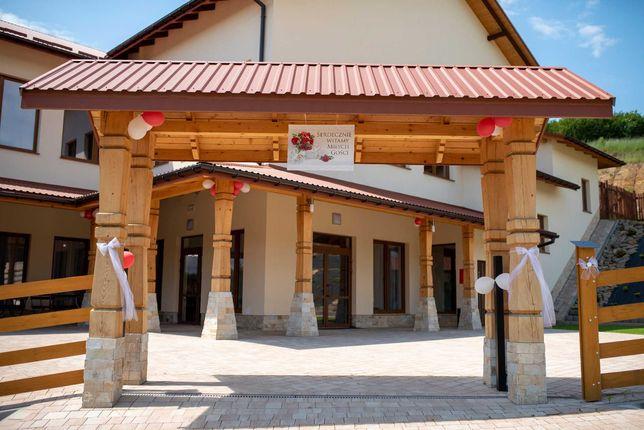 Sala weselna.Org. wesel,przyjęć -ZAJAZD STAROPOLSKI W STRASZYDLU