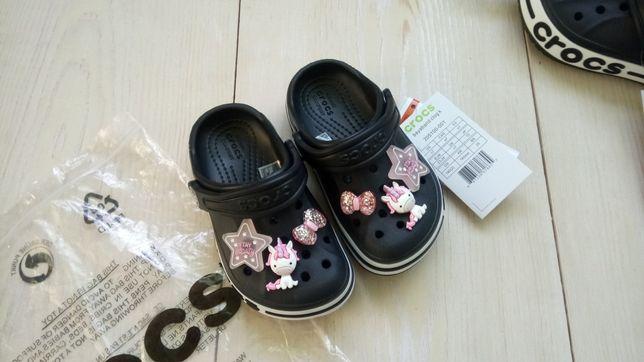 Crocs кроксы детские С7, 8, 9, 10, 11, 12, 13, j1, 2,3