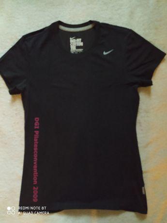 Koszulka sportowa, fitness damska NIKE
