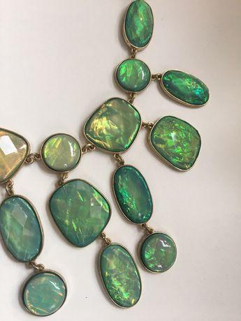 Naszyjnik biżuteria korale