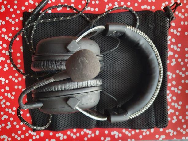 Słuchawki  gamingowe uszkodzony przewód  Hyper X