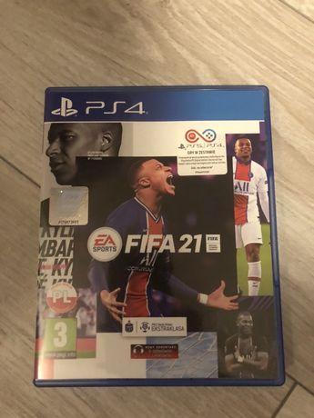 Sprzedam FiFA 21 PS4