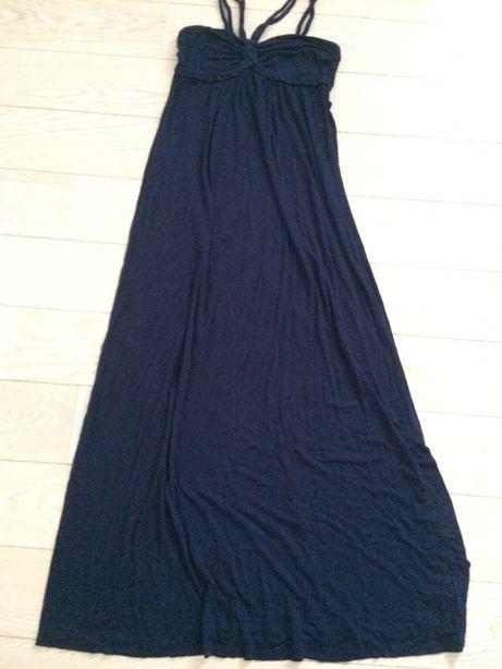Sukienka bawełniana letnia maxi