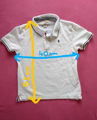 Koszulka / t-shirt HOLLY & WHYTE 134-140 /8-10 lat