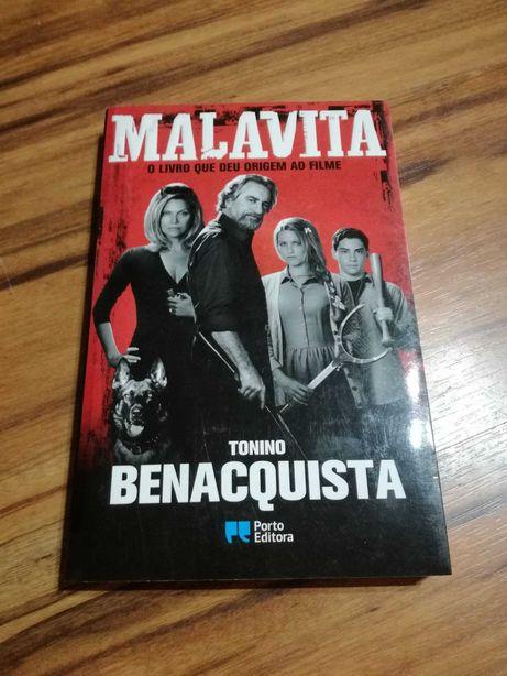 Malavita - Livro