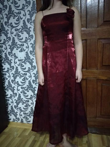 Платье для девочки бальное выпускное вечернее