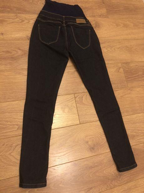 Spodnie jeansowe ciążowe HappyMum L