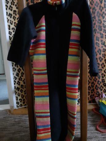 Флисовая поддева, флисовый комбинезон, костюм