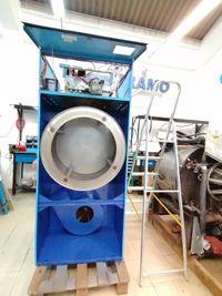 Máquina de secar roupa industrial ocasião