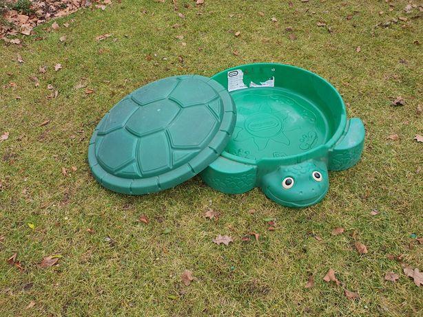 Piaskownica żółw Little Tikes
