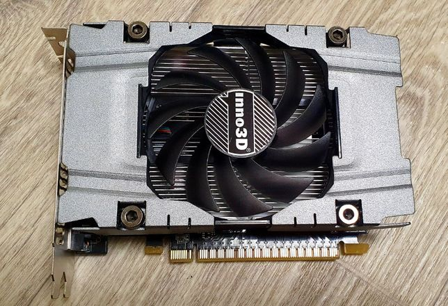 Inno 3D Geforce GTX 650Ti 2Gb DDR5
