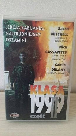 Kasety VHS orginały PL