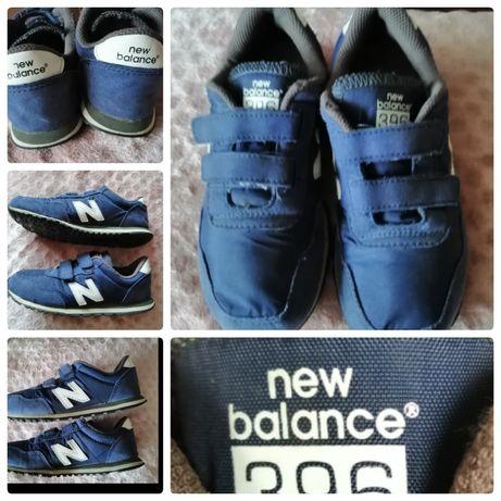 NB wygodne, lekkie buty na rzepy 32