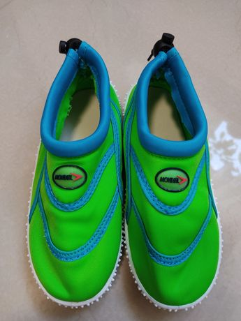 Аква обувь для пляжа моря плавания кораллов