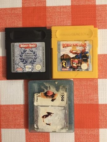 Jogos Gameboy Pocket