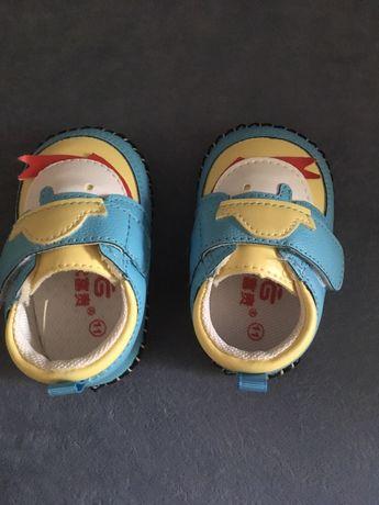 Кроссовки пинетки для малыша!
