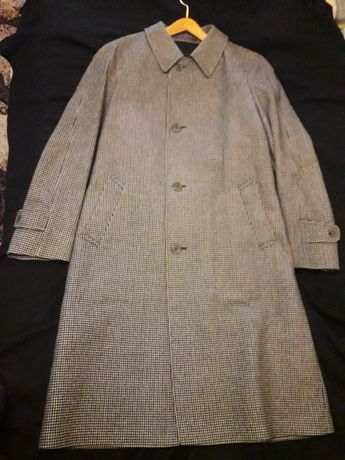 Пальто шерстяной Aquascutum Англия