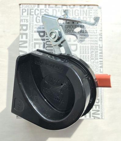 Клаксон звуковой сигнал Renault DUSTER II 256107072R Оригинал
