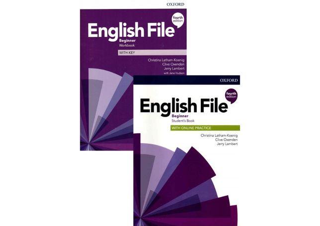 English File Beginner (4-th edition)