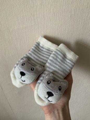 Милые носочки состояние новых
