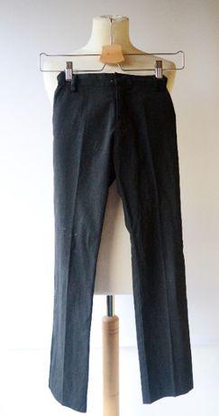 Spodnie Name It 140 cm 9 10 lat Eleganckie Garnitur Boys Wizytowe Moda