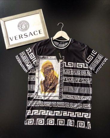 Футболка Versace/Версачи новинка люкскачество Турция