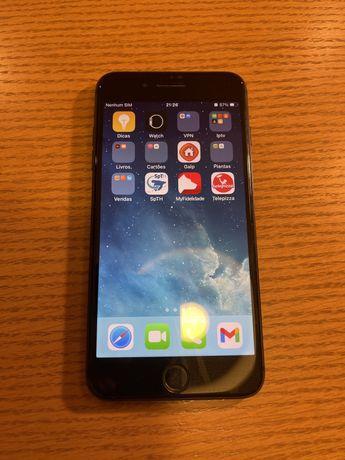 Iphone 8 Plus 256GB Desbloqueado como novo*