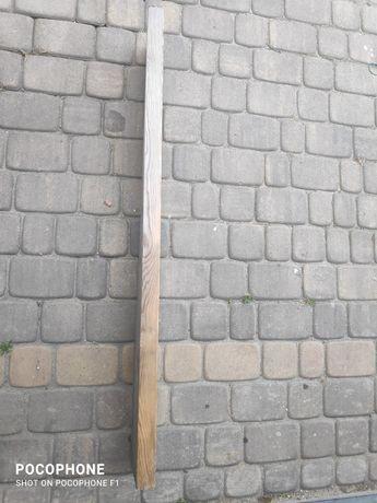 Drewno belka łata deska konstrukcyjne C24 45x170x1200mm
