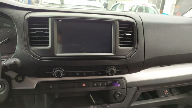 Auto rádio Toyota Proace Peugeot Expert Citroen  Android GPS Bluetooth
