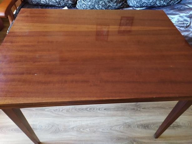 стол полированный разкладной
