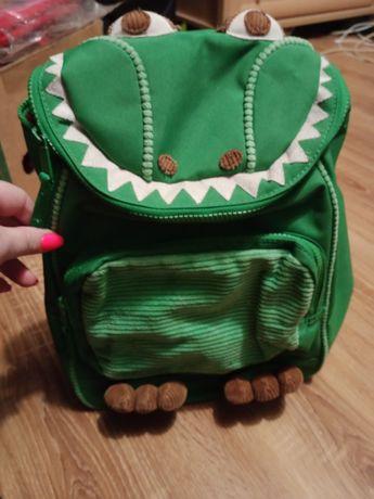 Plecaczek krokodyl