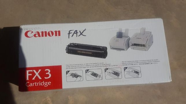 Toner FX3 novo para Cannon L220
