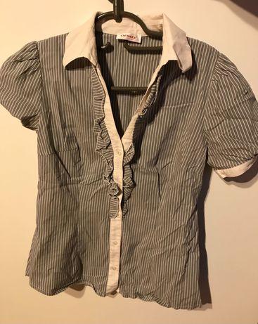 Bluzka koszulowa Orsay 38