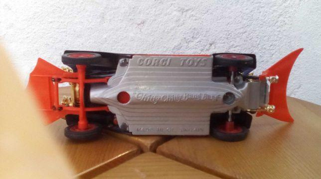 Antigo miniatura brinquedo corgi toy  chitty chitty bang bang 1/43