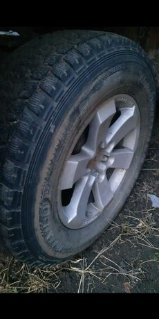 диски титанові колеса на позашляховик внедорожник