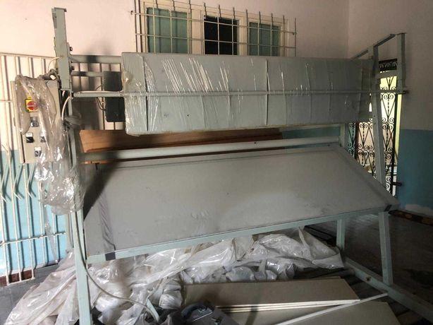 Maszyna do inspekcji tkanin z przewijarką